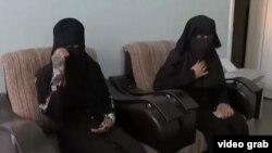 IŞİD militanlarıyla evlendirildikten sonra Türkiye'ye kaçan iki kadın