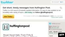 AOL şirkəti The Huffington Post xəbər saytını 315 milyon dollara aldı