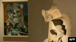 Picasso'nun Eserleri Amerika'da