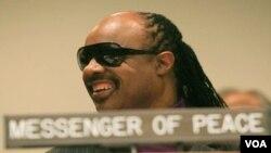 El cantante Stevie Wonder nació ciego.