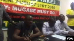 Members of Tajamuka-Sesijikile Campaign are calling for a nationwide stay away on Wednesday to press Mr. Mugabe to step down.