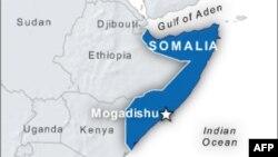 Qariiradda Somalia oo Muqdisho ay ka muuqato