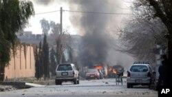 Після атаки терористів на офіс благодійної організації Save the Children у Джалалабаді