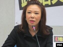 台湾在野党国民党立委李彦秀