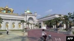 سرمایه گذاری عظیم شرکت چینی در پروژه ساخت کازینوی لائوس
