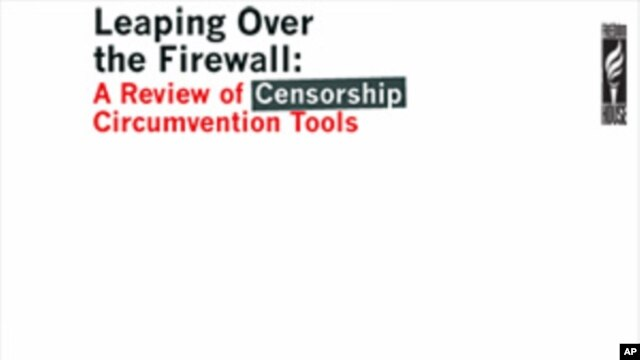 Freedom House's 'Leaping Over the Firewall: A Review of Censorship