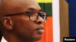 የቡሩንዲ የውጭ ጉዳይ ሚኒስትር አልየን አሚ ኛምዊትዌ(Alain Aime Nyamitwe)