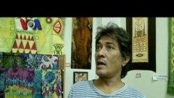 Karir sebagai Seniman Batik di AS - VOA Career Day