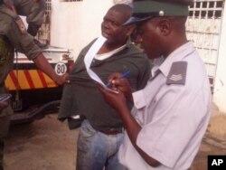 Polícia identifica um dos membros da Renamo detido no raide