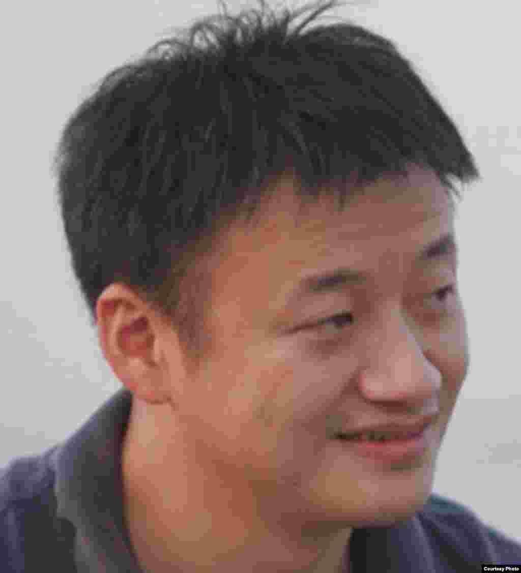 中国人民解放军61398部队网络部队第3支队成员黄镇宇(Huang Zhenyu)(FBI照片)