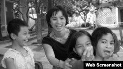 Amazin Lethi và trẻ em Việt Nam
