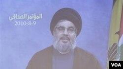 Pemimpin Hezbollah, Hassan Nasrallah menuduh Ghassan al-Jidd bekerjasama dengan badan intelijen Israel.