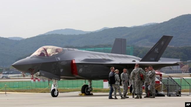 中国将对更多的F-35隐形战机来到亚洲感到恼怒