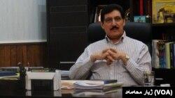 Fazil Mirani-سكرتێری مهكتهبی سیاسی پارتی دیموكراتی كوردستان