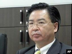 前台湾驻美代表 吴昭燮