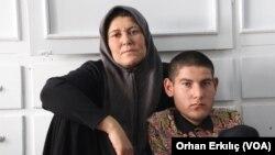 Suriyeli anne Meryem Ömer