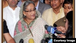 孟加拉国总理谢赫·哈西娜
