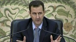 آمریکا بشار اسد را تحریم کرد