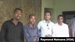 Abamenyeshamakuru bakorera Radiyo Ntumbero FM mu Burundi