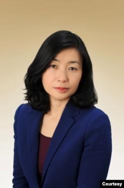 日本大學國際關係學部教授松本佐保 (照片提供: 松本佐保 )