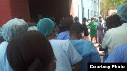 Zimbabwe midwives
