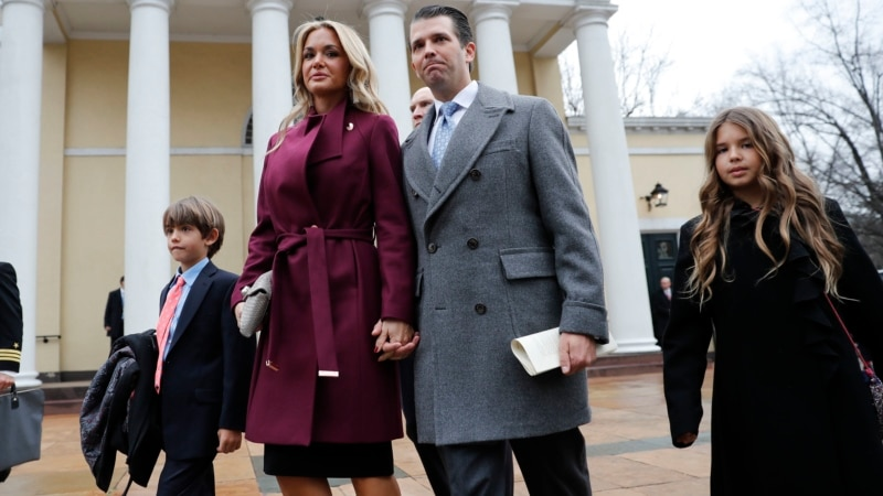 Image result for Trump daughter-in-law hospitalized over suspect letter