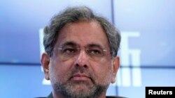 وزیر اعظم شاہد خاقان عباسی (فائل)