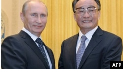 Путин старается переосмыслить отношения с Китаем
