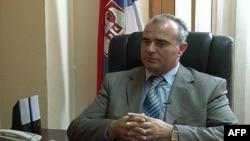 Načelnik kosovsko-mitrovičkog okruga Radenko Nedeljković.