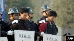 Çin'de Her Yıl 4,000 İdam