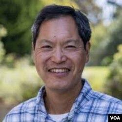 停止仇恨亞太裔組織聯合創始人,舊金山州立大學亞裔研究教授張華耀(Russell Jeung)(照片提供:張華耀)