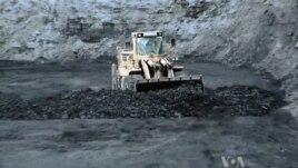 Industria e qymyrgurit në SHBA