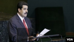 El canciller Nicolás Maduro reafirmó la protección que el gobierno venezolano concede a los derechos humanos.