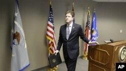 ԱՄՆ-ի Յուտա նահանգի դատախազ Դեյվիդ Բարլոուն՝ մամուլի հետ հանդիպումից հետո