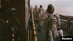 Apollo 11 missiyasi Kennedi fazoviy markazida. 16-iyul, 1969-yil.