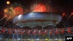 Lễ bế mạc cuộc tranh tài thể thao của Khối Thịnh Vượng Chung ở New Delhi, 14/10/2010