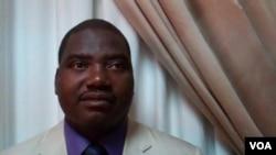 Director provincial agricultura, desenvolvimento rural e pescas João Manuel. Malanje, Angola