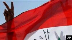 시리아 반정부 시위 군중