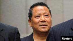 曾任中国政协委员的澳门大地产商吴立胜(资料照)