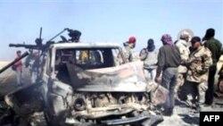 ՆԱՏՕ-ի օդուժը շարունակում է հարվածներ հասցնել Լիբիայում