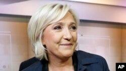 Кандидат французьких ультраправих Марін Ле Пен