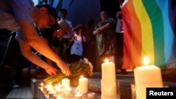 In Photos: Worldwide Reaction to Pulse Orlando Massacre