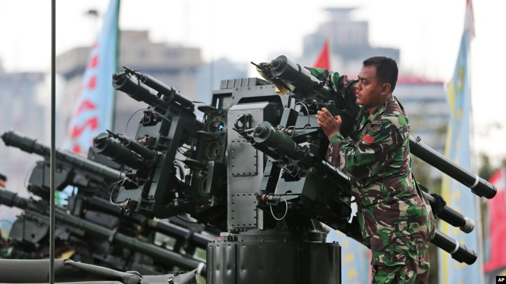 Us Indonesia Expand Military Cooperation Agreement
