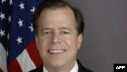 Представитель госдепартамента США Глин Дэвис