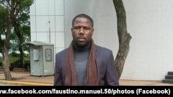 """7 Jn 2019 AFS Faustino Mumbica: """"A cidadania foi subtraída aos angolanos"""""""