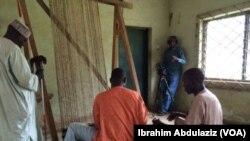 Wasu nakasassu ke nan dake koyon sana'a a jihar Adamawa