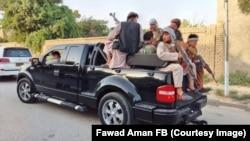 Afghan people resistance against the Taliban in ten-provinces