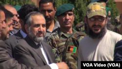 علی حیدر گیلانی سه سال پیش در شهر ملتان پاکستان ربوده شد.