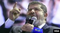 Tổng thống Ai Cập Mohamed Morsi