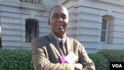 Un entretien avec le militant anti-esclavagiste Biram Dah Abeid